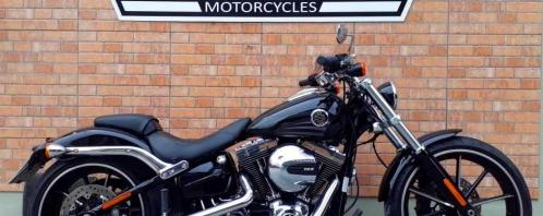 Harley Davidson - Breakout - R$ 57.900,00