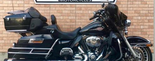 Harley Davidson - Electra Glide Ultra - R$ 42.900,00