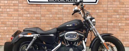 Harley Davidson - XL 1200 CB - R$ 35.900,00