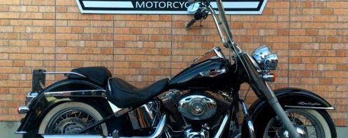 Harley Davidson - Softail Deluxe - R$ 39.900,00