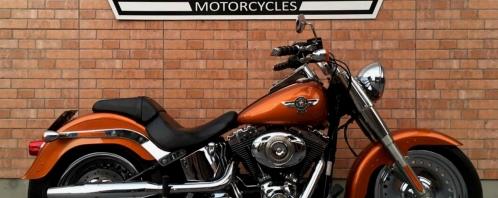Harley Davidson - Fat Boy - R$ 43.900,00