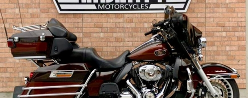 Harley Davidson - Ultra Classic - R$ 48.900,00