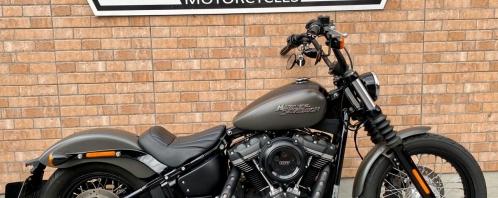 Harley Davidson - Street Bob - R$ 51.900,00