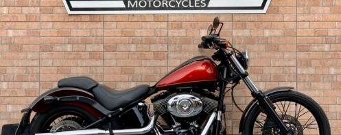 Harley Davidson - Blackline - R$ 39.900,00