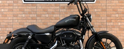 Harley Davidson -  883 Iron - R$ 38.900,00