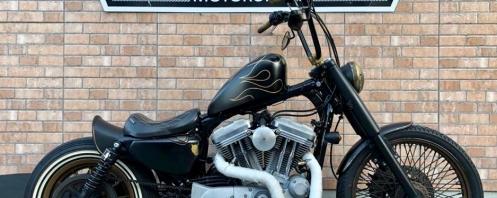Harley Davidson -  883 By Shibuya - R$ 37.900,00