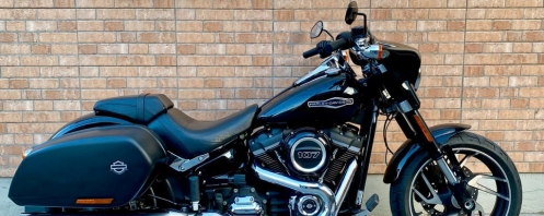 Harley Davidson - Sport Glide - R$ 72.900,00