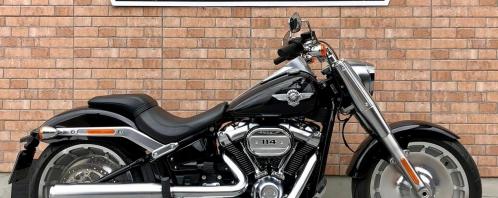 Harley Davidson - Fat Boy 114 - R$ 96.900,00