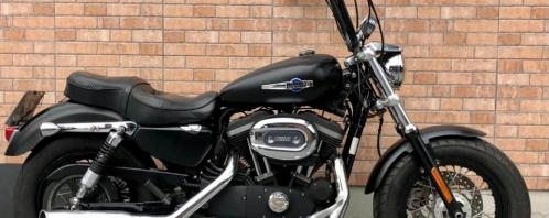 Harley Davidson - XL 1200 CB - R$ 40.900,00