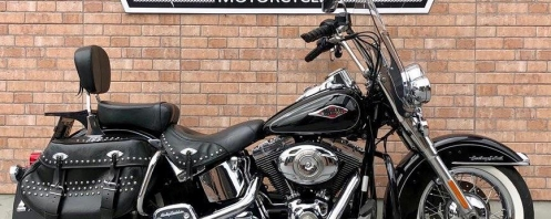 Harley Davidson - Softail Heritage - R$ 60.900,00