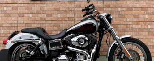 Harley Davidson - Dyna Low Rider - R$ 49.900,00